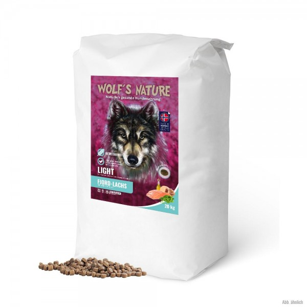 Wolf's Nature Light 20kg