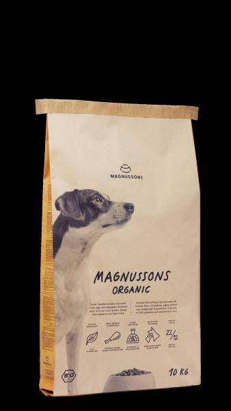 MAGNUSSONs Organic 10kg