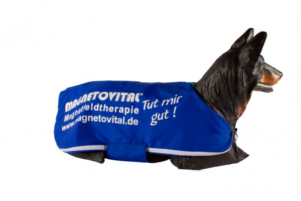 Magnetfeldtherapie Körperdecke für Hunde,Katzen und Kleintiere Größe M