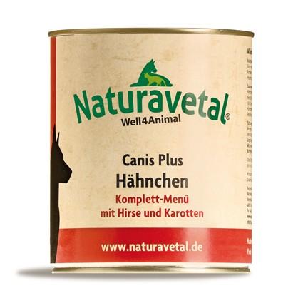Canis Plus Hähnchen Komplett Menü 820g
