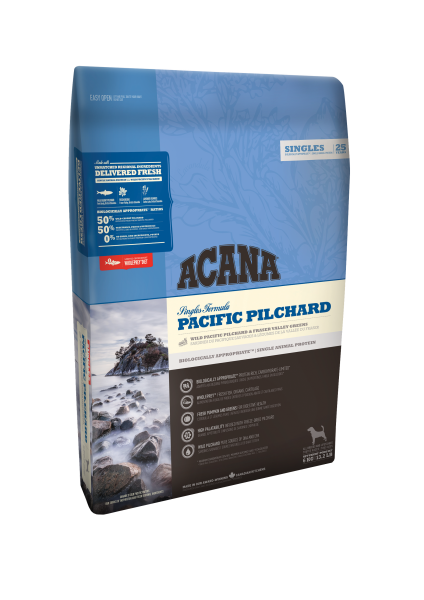 ACANA SINGLES Pacific Pilchard Dog 11,4kg