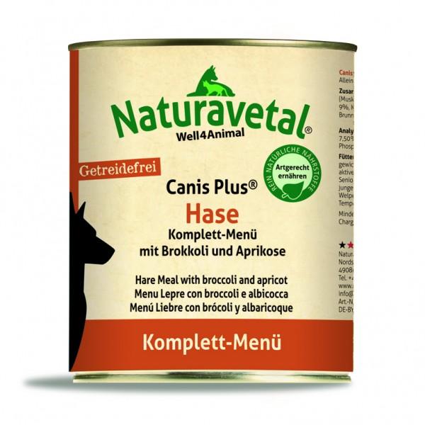 Canis Plus Hase Komplett-Menü 820 g