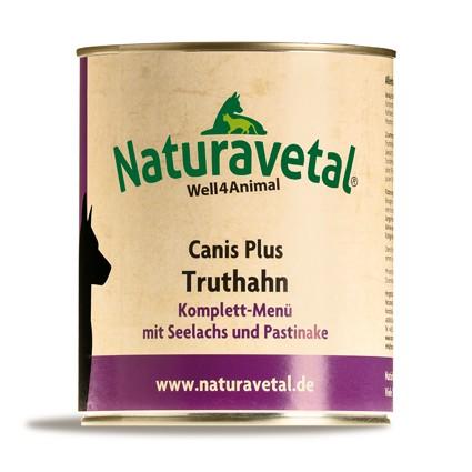 Canis Plus Truthahn Komplett Menü 820g