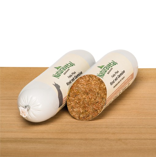 Felins Plus Rind mit Gemüse - 400 g