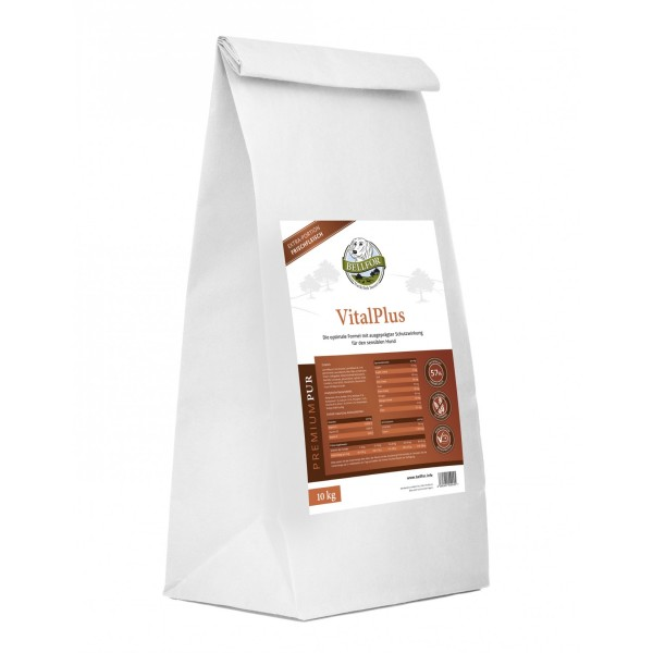 PREMIUM PUR VitalPlus, glutenfrei 2x10kg