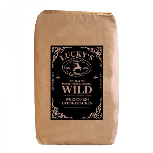 Wild ofengebacken weizenfrei 13kg